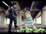 Stop.Don't step on the flowers by Arwenphoto