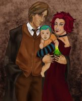 The Lupin Family by philotic-net