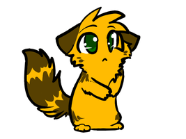 Testchibi' by Spottedfire-cat