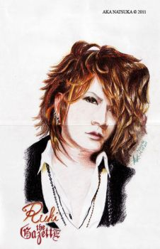 'Ruki World Day' XD by bittawae