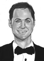 Jim Parsons by cssp