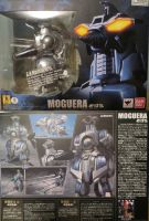 Mogera 1994 Figure Toy by Legrandzilla