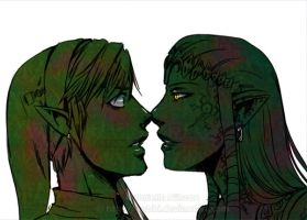 LoZ - Deafening Whisper by Gabbi