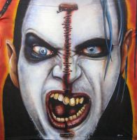 """TWiZTiD"" CD cover T-Shirt by catbones"