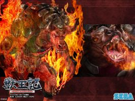 Altered Beast: Minotaur by Lycans57