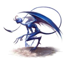 Night Gaunt by ScottPurdy
