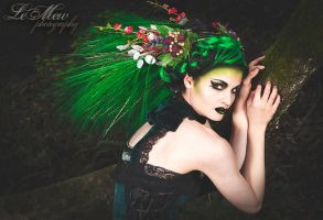 Absinthe Faerie by ArtemisAesthetic