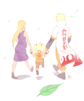 NaruIno . Walk by starchiishio