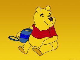 Pooh Bear by MeNoCiDe-Productions