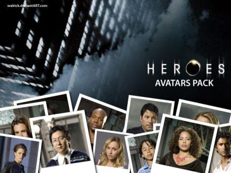 Heroes Avatar Pack by Walrick