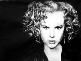 Nicole Kidman by earlierbirdscenic