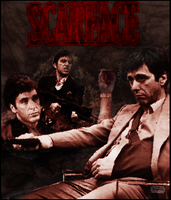 Scarface by Razorblade-KisS-7