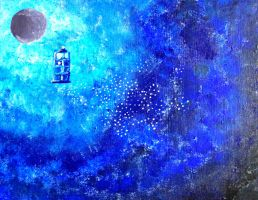 Tardis Trail by Abstract-Anomaly