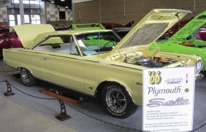 66 Plymouth Satellite by zypherion