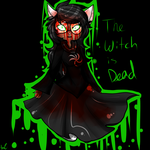 The witch is dead by evillovebunny500