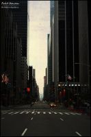 New York road by The-proffesional