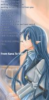 From Kana To Vict by Novclow