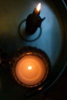 candle_5 by alyssvisuals