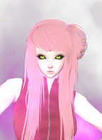 imvu - Sakura Haruno demon power form by SarahNorwood