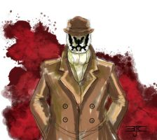 Rorshach by HamsterRage