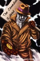 Rorschach's journal october 12th 1985 by Art-is-a-Explosion
