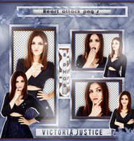 Victoria Justice|Pack Png by Heart-Attack-Png