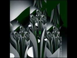 Inside the fractalGrass by love1008