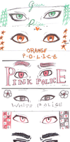 HETALIA COLOUR POLICE doodle by AskDanmark