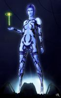 Cortana by DaniMallada
