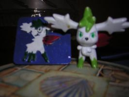 Shaymin SolidWorks model by Aqws7