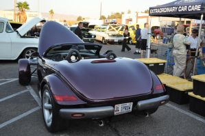 1999 Plymouth Prowler by we-are-the-remnants