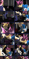 Ending of Yu-Gi-Oh! (My way) by YugixYamiLove4ever