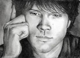 Sam Winchester by TomsGG