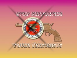stop_NRA by fosse