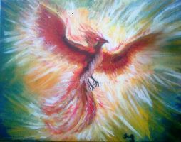 The Light Of The Phoenix by HeartSoulLifePassion