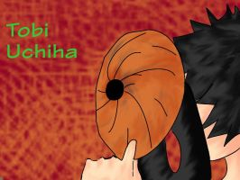 Tobi Uchiha by willow-wishes