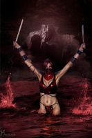 Skarlet - Blood Born by Hidrico