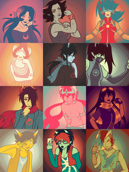 palette madness by starbunnies