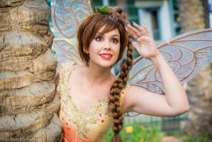 Pixie Hollow Fawn Cosplay at WonderCon 2015 by glimmerwood