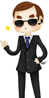 Phil Coulson by Gold-Cadet