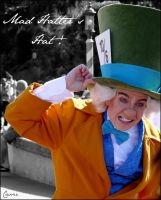 Mad Hatter's Hat by Cassiopeeh