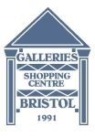 Galleries Shopping Centre - Bristol, UK - Logo by LeoSandra85