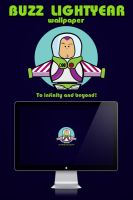 Buzz lightyear by wall-e-ps