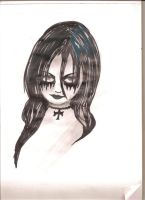 Gothic Look by BLUE---WOLF