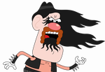 Trash Metal Uncle Grandpa by kol98