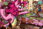 Cupcake War by Prism-S