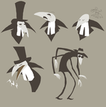 Mr. Crane mouth speculation by SulphurSpoon