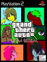 Grand theft auto bikini bottom by nekotheyaoi