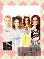 PhotoPack PNG Little Mix by FuckinLovers