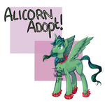 OPEN .: Alicorn Adopt - My Little Pony:. OPEN by AdoptablesLiveHere